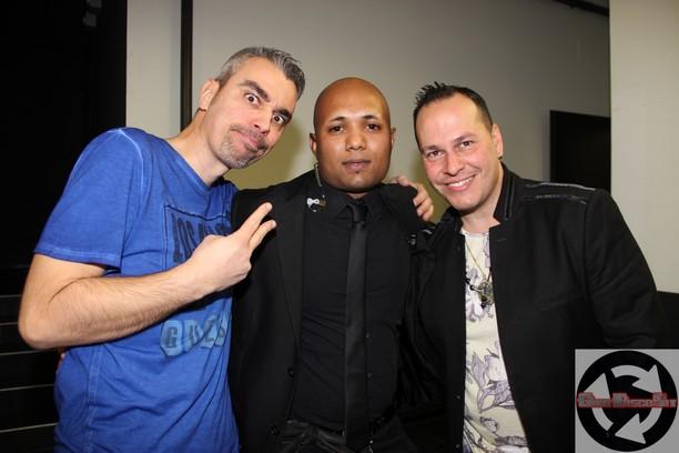 Gli Eiffel65 al DiscoRadio Party - GiroDisco it