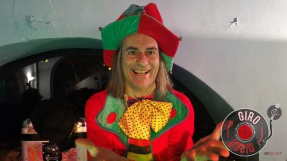 Live Carnevale con Marco Bresciani