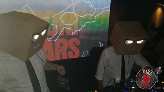 Live Dj's From Mars