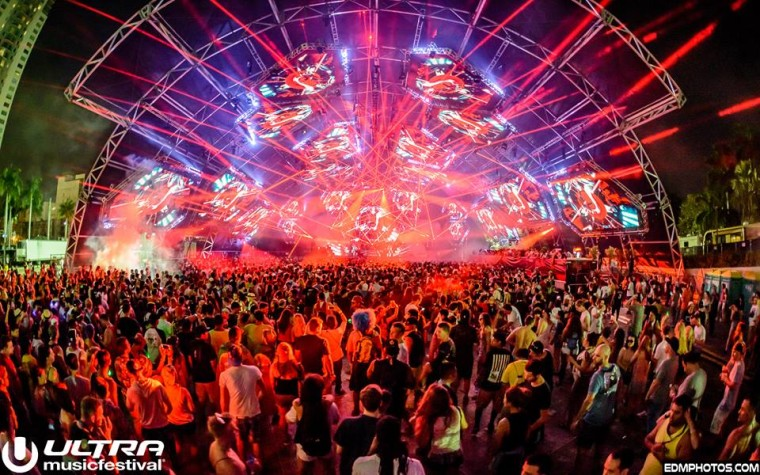 Le ultime note dell'Ultra Music Festival 2016