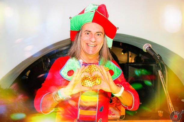 Il Giullare di Carnevale Marco Bresciani