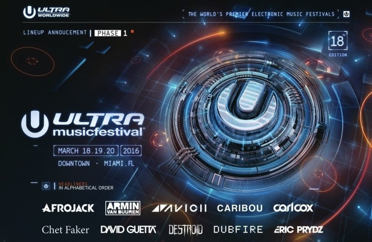 Ci siamo è Ultra Music Festival 2016