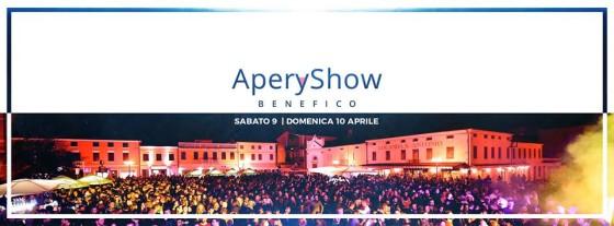 La musica che fa bene, Aperyshow Benefico 2016