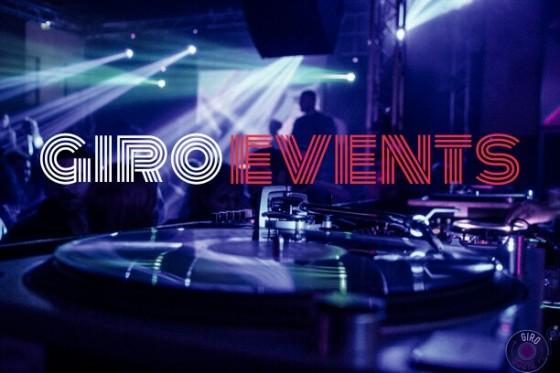 Eventi disco 3° weekend di Aprile, GiroEvents