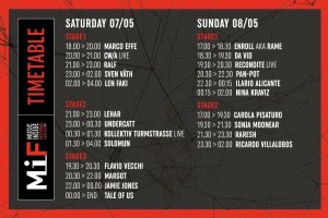 line up MIF