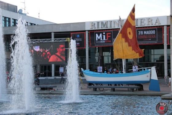 Mif Music Inside Festival 2016 prima edizione a Rimini