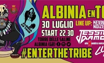 Il Party in Maremma, Albinia en tour 7