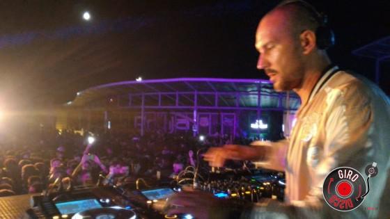 Live Cristian Marchi popfest Praja Gallipoli