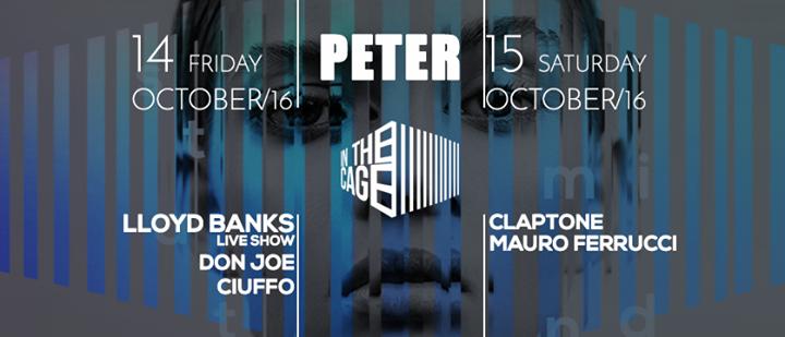 """Peter Pan Club di Riccione, inaugurazione della nuova stagione con """"In The Cage"""""""