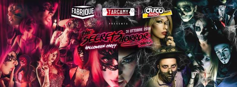 Halloween al Fabrique di Milano, non vi farà dormire la notte