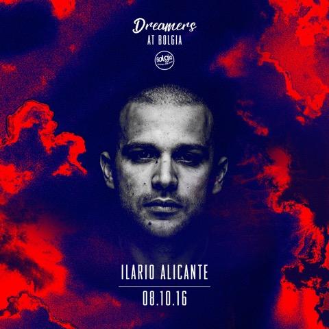 Questa sera Ilario Alicante @ Bolgia – Bergamo