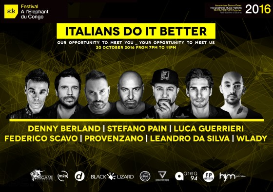 All'ADE parte il progetto Italians do it better