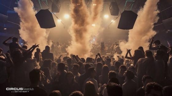 Al Circus beatclub di Brescia, questa sera Luca Guerrieri domani sera We are the Army Night