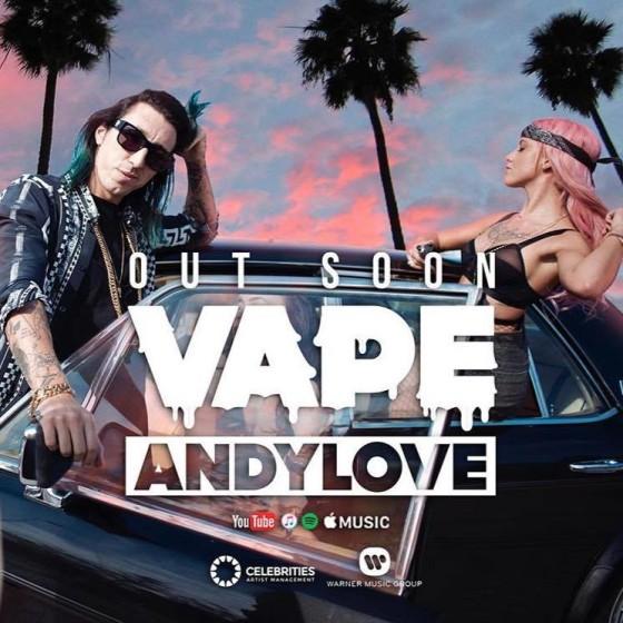 """""""Vape"""", il nuovo video di AnadyLove"""