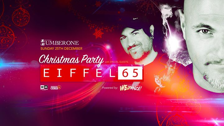Eiffel65 ★ Christmas Party ★ Number One Disco