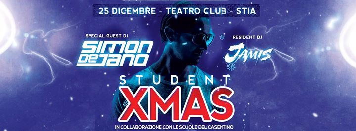 XMAS Christmas Night / Natale al Teatro.