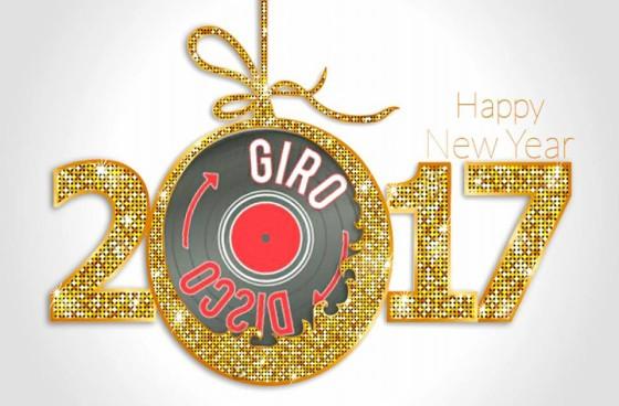 Buon 2017 da GiroDisco