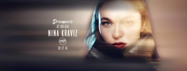 Questa sera, Nina Kraviz al Bolgia di Bergamo