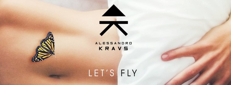 Let's Fly il primo Ep di Alessandro Kraus