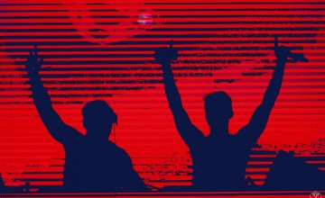 Giù le carte, i protagonisti di Tomorrowland 2017 Amicorum Spectaculum