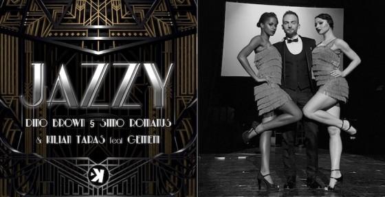 Jazzy, il nuovo singolo di Dino Brown, Simo Romanus & Kilian Taras