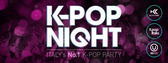 A suon di fumetti e cartoon, è la K-Pop Night al Vibe Room di Milano