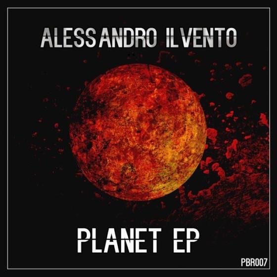 Esce il 24 febbraio Planet EP di Alessandro Ilvento