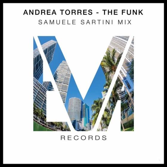 """Andrea Torres con """"The Funk"""" esce sulla nuova label Eva Records"""