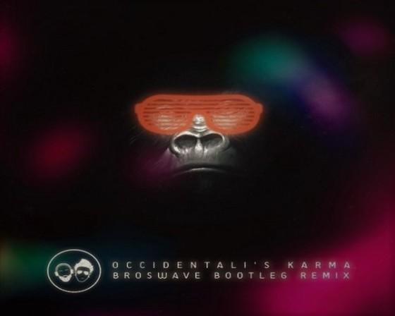 """Il Remix di Francesco Gabbani """"Occidentali's Karma"""" realizzato dai Broswave"""