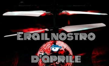 Il dronedisco era il pesce d'aprile di GiroDisco