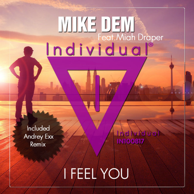 La Soirèe del Just Cavalli presenta Mike Dem con I feel you