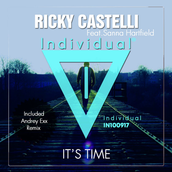 It's Time, il nuovo disco di Ricky Castelli featuring Sanna Hartfield