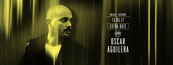 Oscar Aguilera at Bolgia | Extra Date