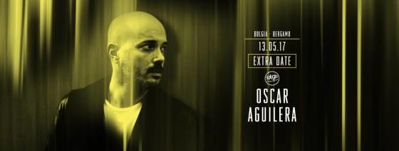 Oscar Aguilera torna a far scatenare il Bolgia