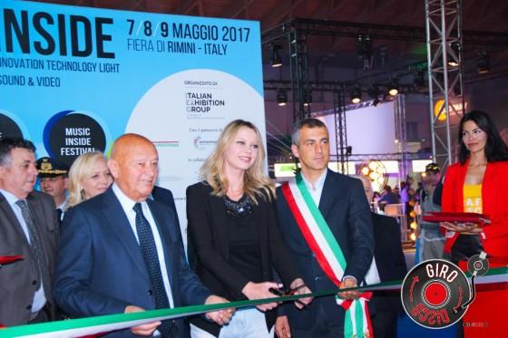 Inaugurato da Anna Falchi il MIR 2017