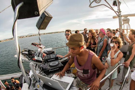 Salpa Wave Music Boat dal 17 giugno