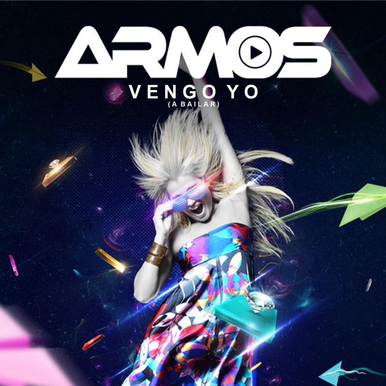 Vengo Yo, il ritmo latino di Armos