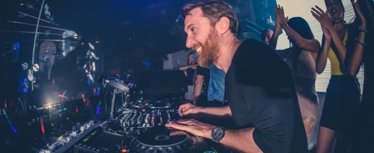 David Guetta Top dj del 2020