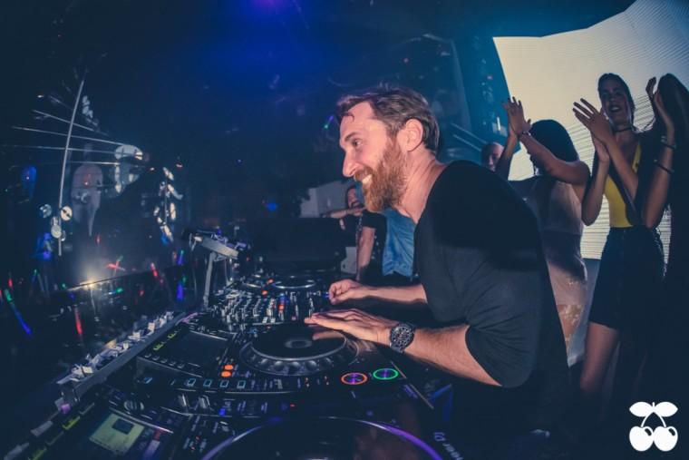 David Guetta, il Pacha d'Ibiza