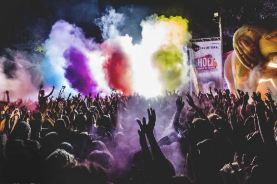 Holi Dance Festival a Crotone