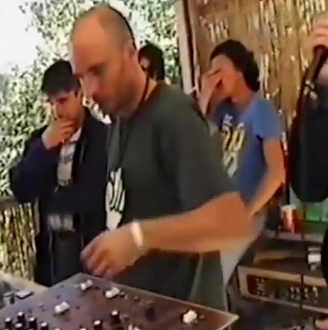Stefano Noferini nel 1995
