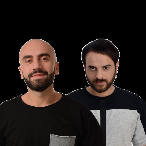 """Amoruso e Romanelli, i due dj pugliesi ambasciatori dell' """"italian touch"""" in Croazia"""