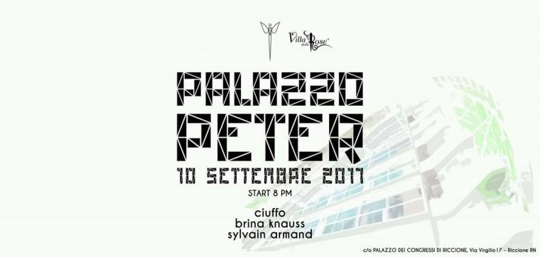 Villa delle Rose e Peter Pan presentano Palazzo Peter a Riccione