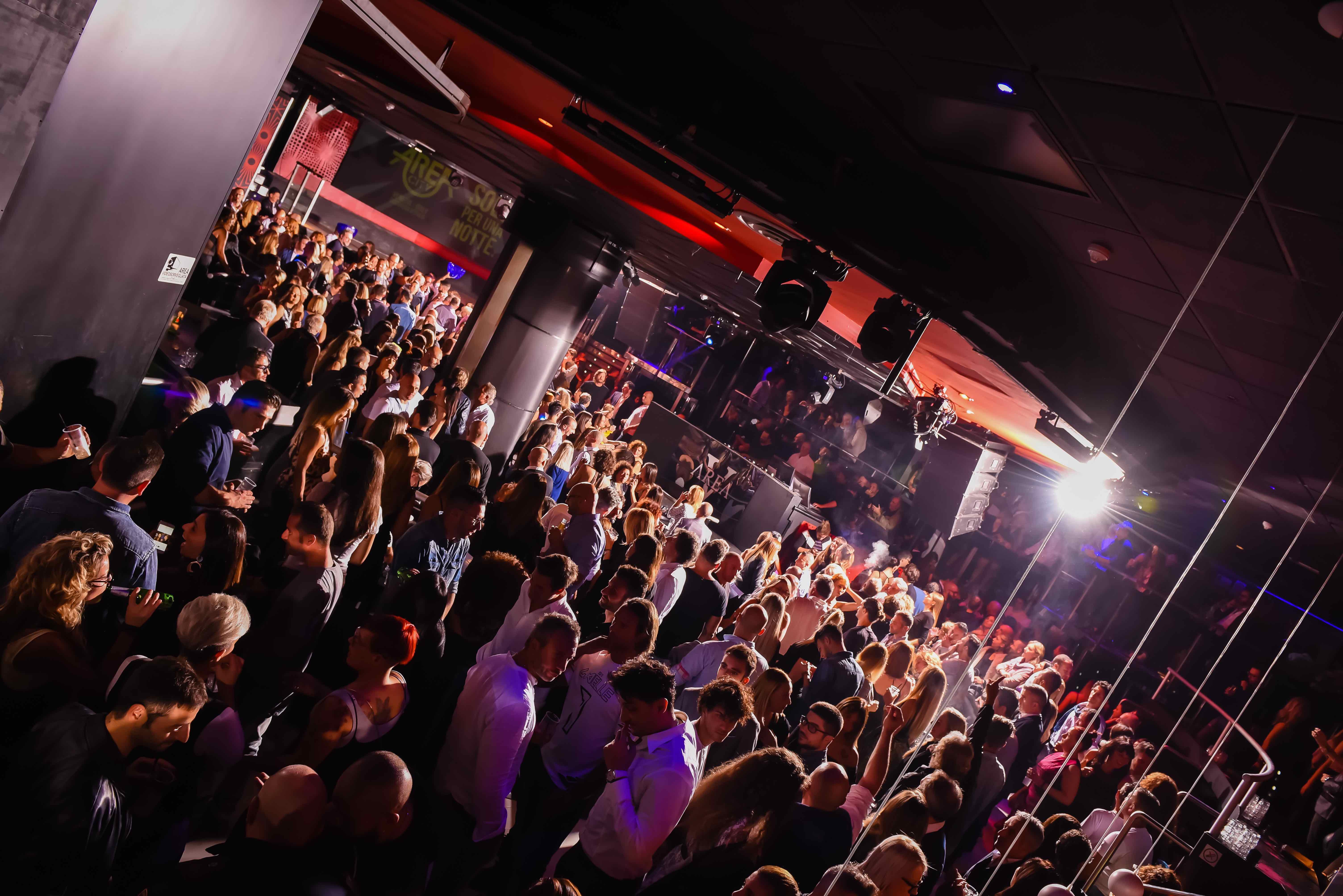 Foto discoteca area venezia 69