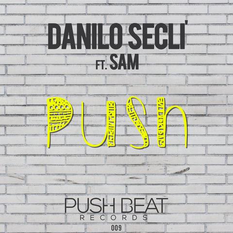Push il nuovo singolo di Danilo Seclì ft Sam
