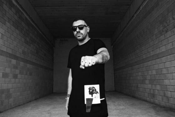 Luigi Madonna inaugura Black Hall la sala techno del Number One