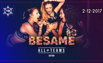 Besame – All of Teams @ Villa Bonin – Vicenza