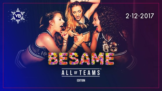Besame – All of Teams @ Villa Bonin – Vicenza