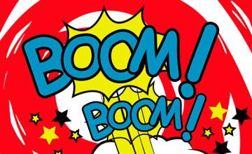 Joe Bertè con Pee4Tee realizzano la release dei remix Boom Boom