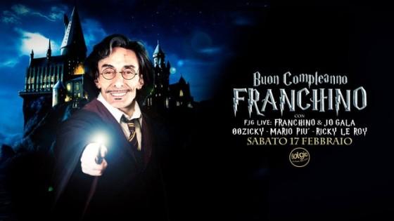 Franchino celebra il suo originale compleanno al Bolgia – Bergamo